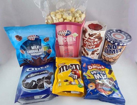 Snoeppakket - De Move Box Snoepbox voor bij de film of TV