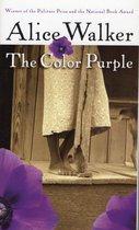 Boek cover The Color Purple van Alice Walker