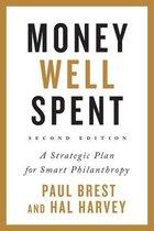 Boek cover Money Well Spent van Paul Brest