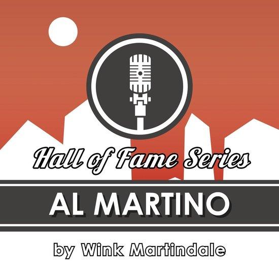 Boek cover Al Martino van Wink Martindale (Onbekend)