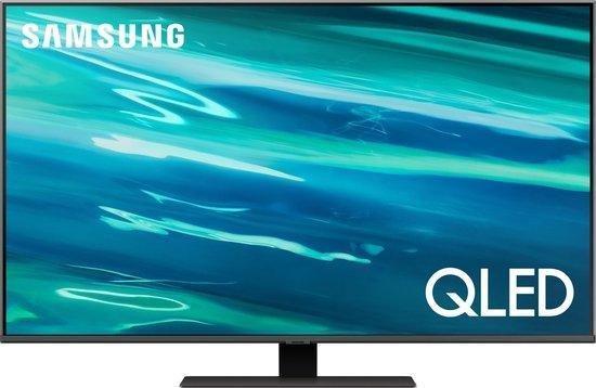 Samsung QE55Q80A - 55 inch - 4K QLED - 2021