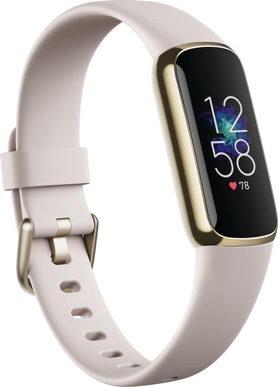 Fitbit Luxe - Activity Tracker - Wit