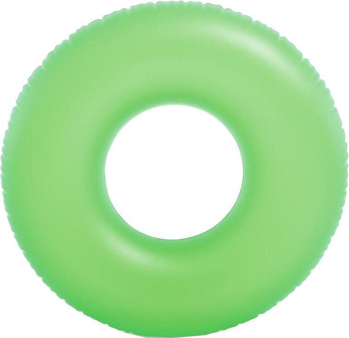 Intex Zwemband Groen 91 Cm