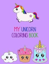 My Unicorn Coloring Book