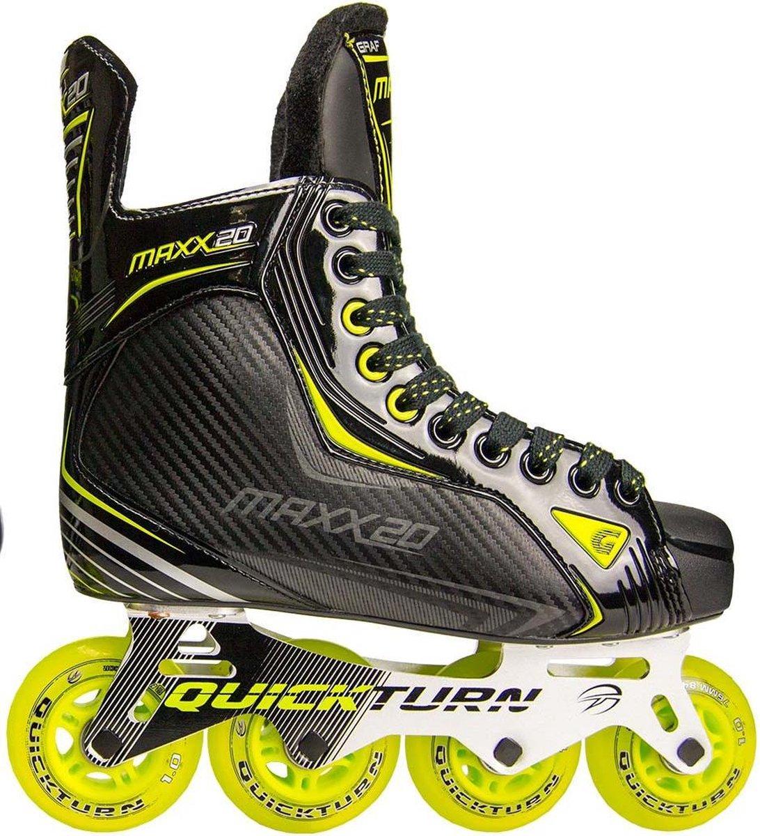 Streethockey inlineskate Graf Maxx 20 inliner maat 44