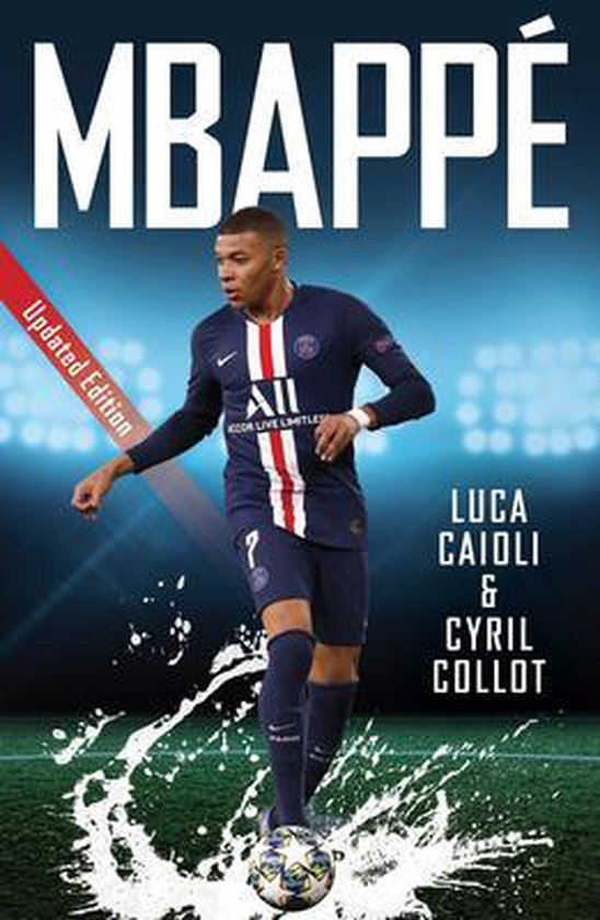 Boek cover Mbappe van Cyril Collot (Paperback)