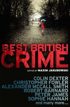 Omslag The Mammoth Book of Best British Crime 7
