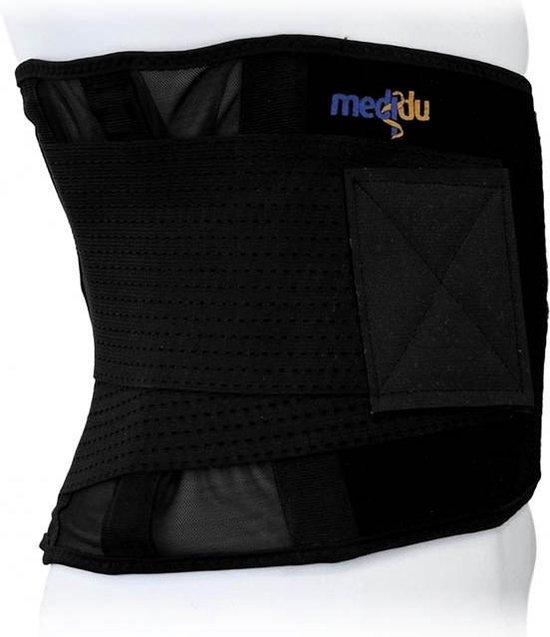 Medidu Premium rugbrace met baleinen - Medidu