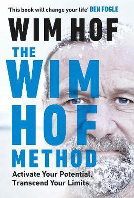 Boek cover The Wim Hof Method van Wim Hof (Hardcover)