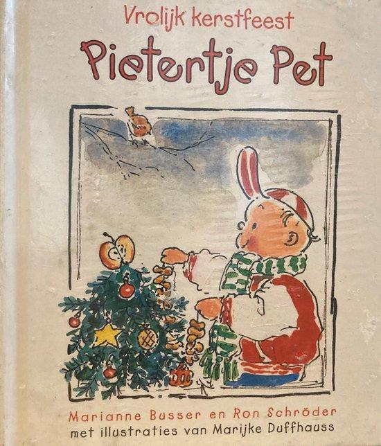 Vrolijk kerstfeest, Pietertje Pet