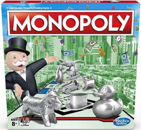 Afbeelding van het spel Monopoly - Original Edition - English Version