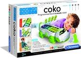 Coko de krokodil - Clementoni - Coding Lab - Robot - Programmeerbaar educatief  - STEM