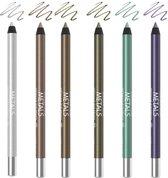 Golden Rose Metals Metallic Eye Pencil NO: 04 Oogpotlood Metallic effect