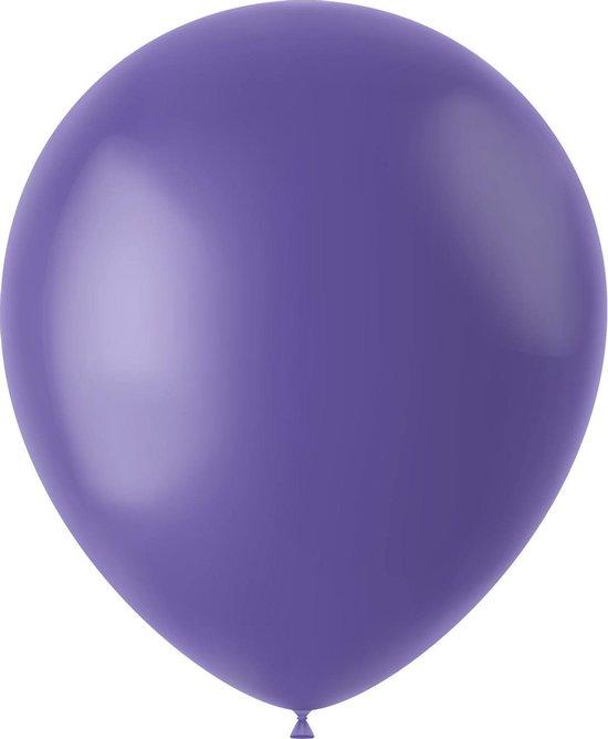 Lavendel Ballonnen Cornflower Blue 33cm 100st
