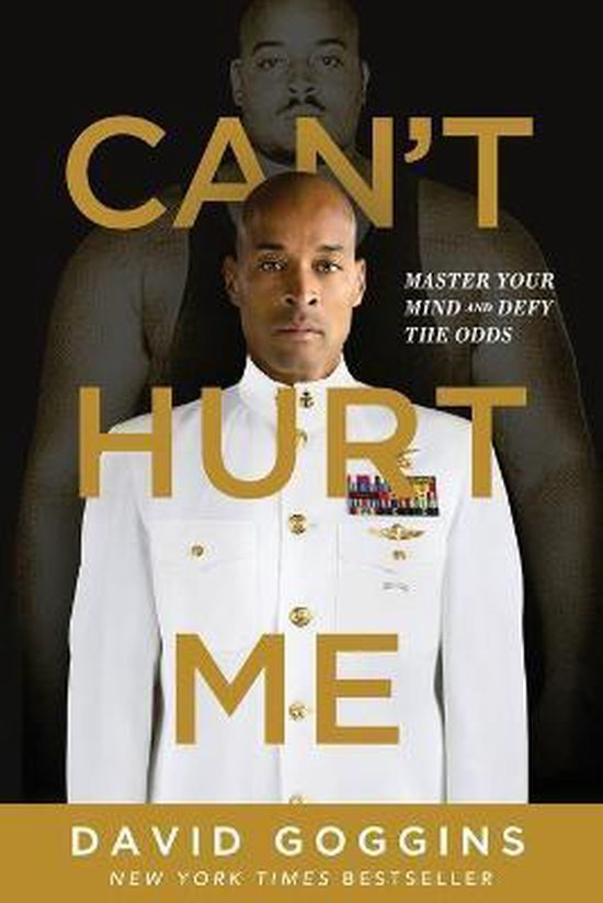 Boek cover Cant Hurt Me van David Goggins (Paperback)