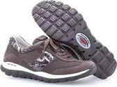 Gabor Rollingsoft sensitive 66.966.29 dames wandelsneaker - grijs - maat 39