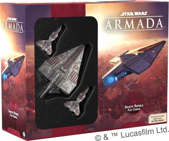 Afbeelding van het spel Galatic Republic Fleet Starter