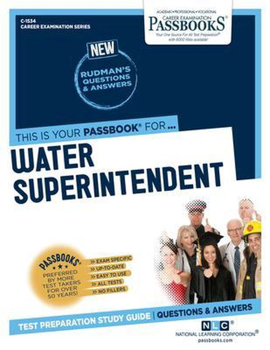 Water Superintendent, Volume 1534