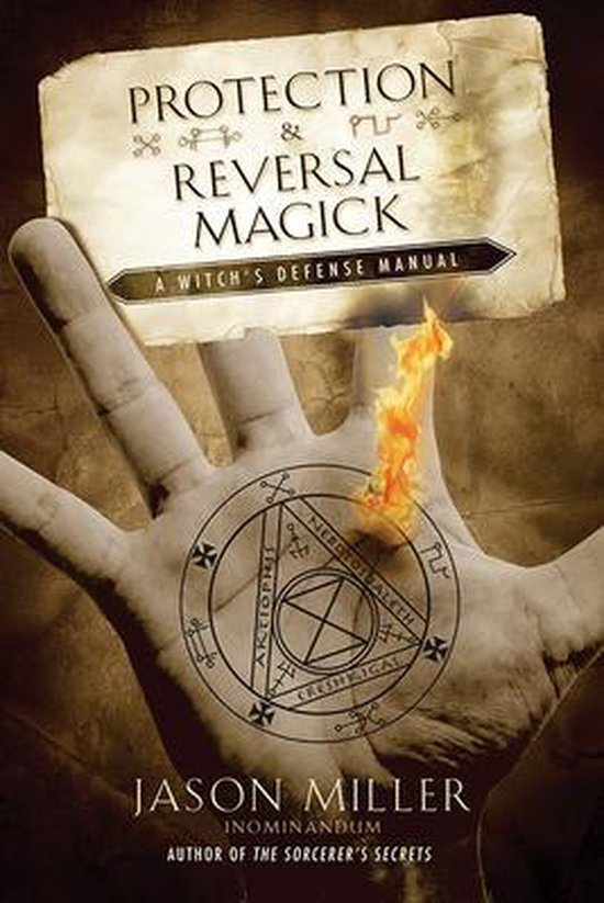 Boek cover Protection and Reversal Magick van Jason Miller (Paperback)