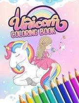 Unicorn Coloring Book: All Unicorn coloring book For kids ages 4-8