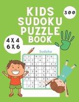 Kids Sudoku Puzzle Book