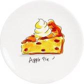 Blond Amsterdam Moederdag Bord - Apple Pie - Ø18cm