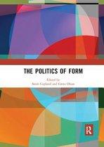 Boek cover The Politics of Form van