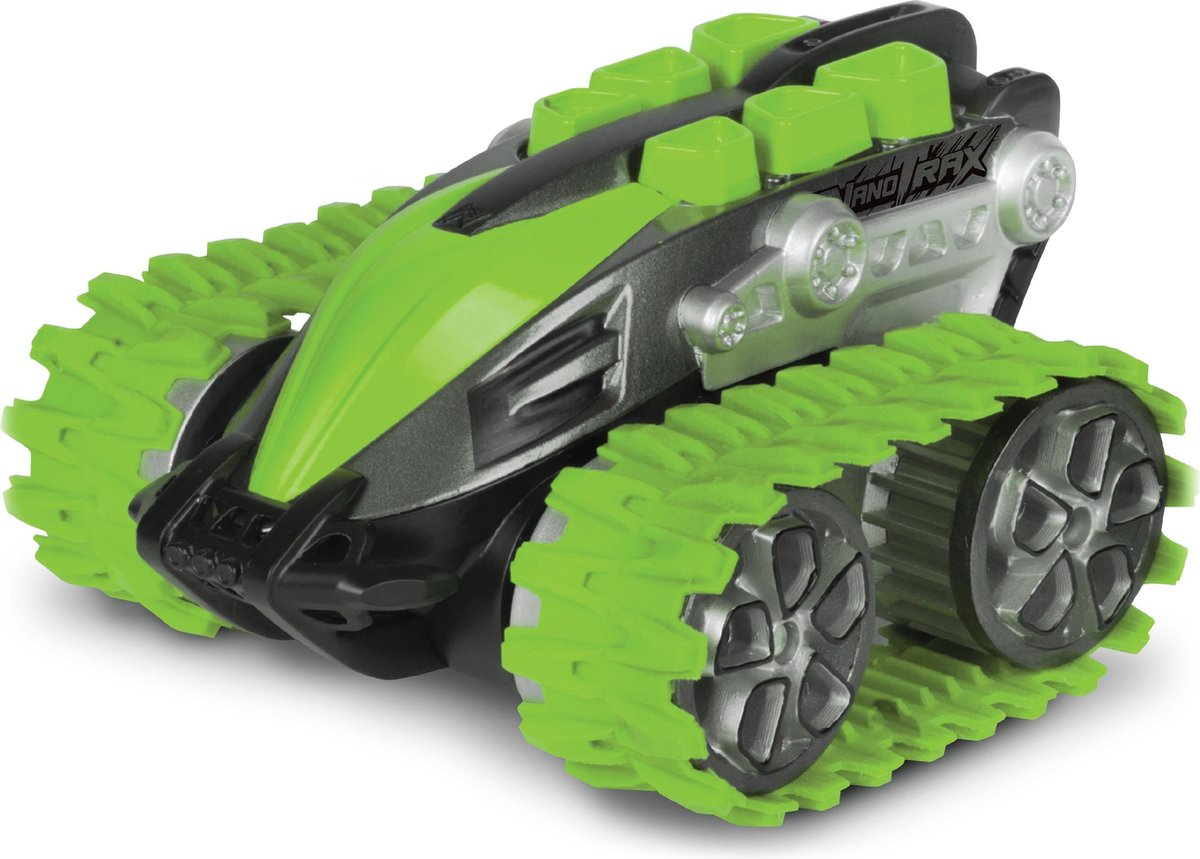 NIKKO Bestuurbare Auto - Nano Trax Electric Green - RC Auto