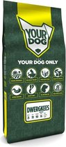 12 kg Yourdog dwergkees senior hondenvoer
