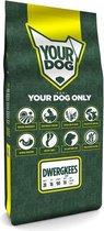 12 kg Yourdog dwergkees pup hondenvoer