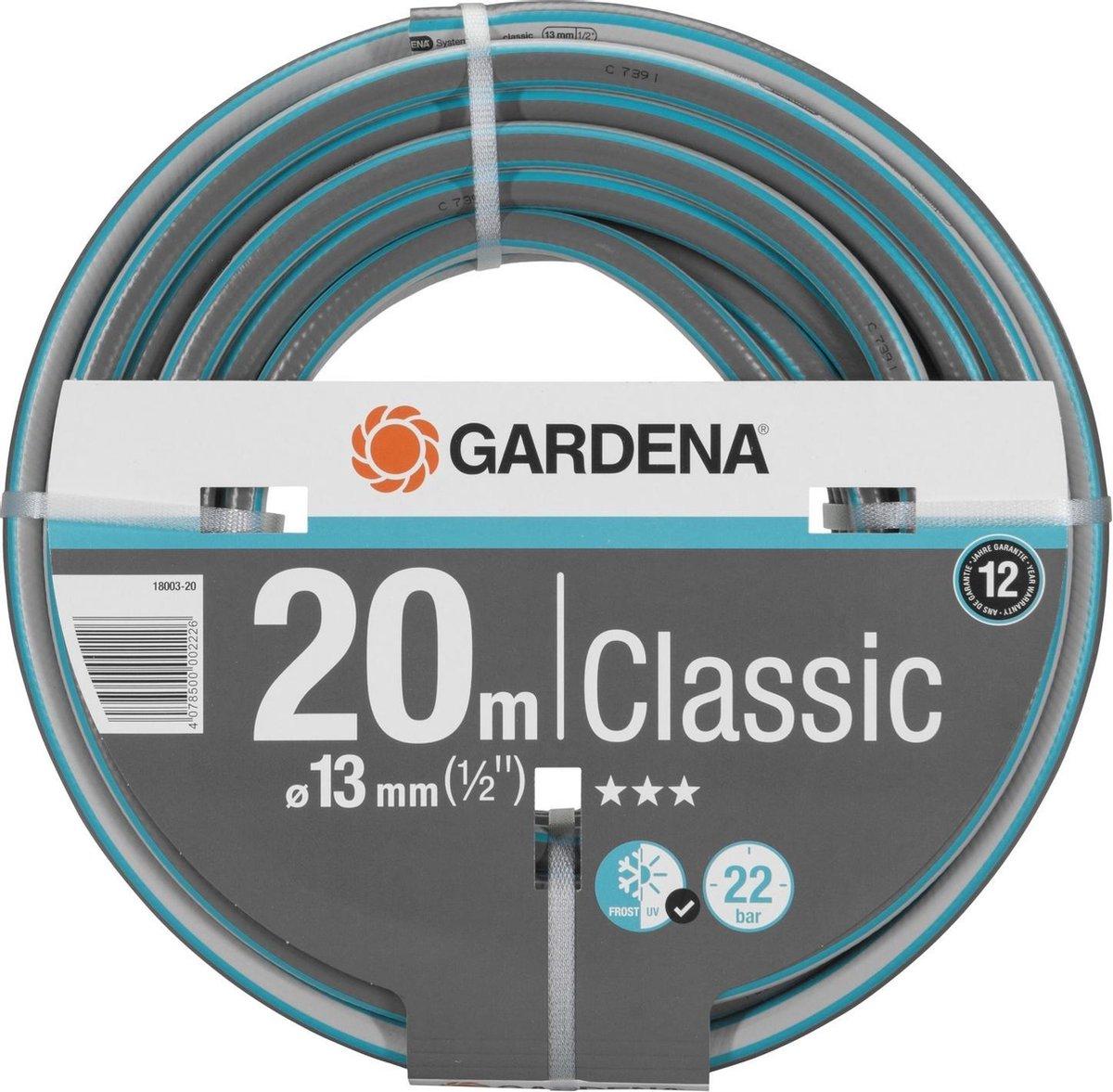 GARDENA Classic Tuinslang - 20 Meter - 13 mm