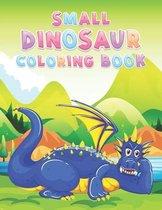Small Dinosaur Coloring book