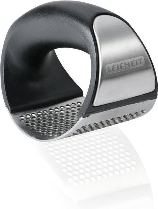Leifheit Proline Knoflookpers - RVS - Zwart/Zilver