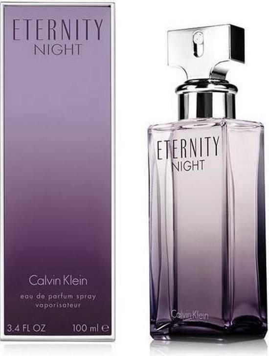 CALVIN KLEIN ETERNITY NIGHT EDP SPRAY 100 ml