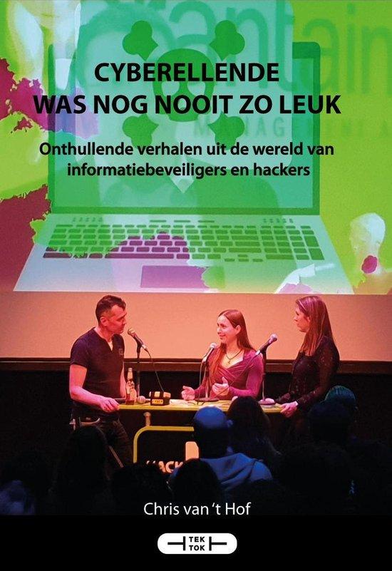 Boek cover Cyberellende was nog nooit zo leuk van Chris van t Hof (Paperback)