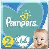 Pampers Baby Dry - Maat 2 – 66 luiers - 4-8kg