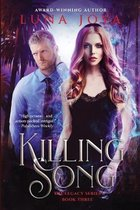 Boek cover Killing Song van Luna Joya