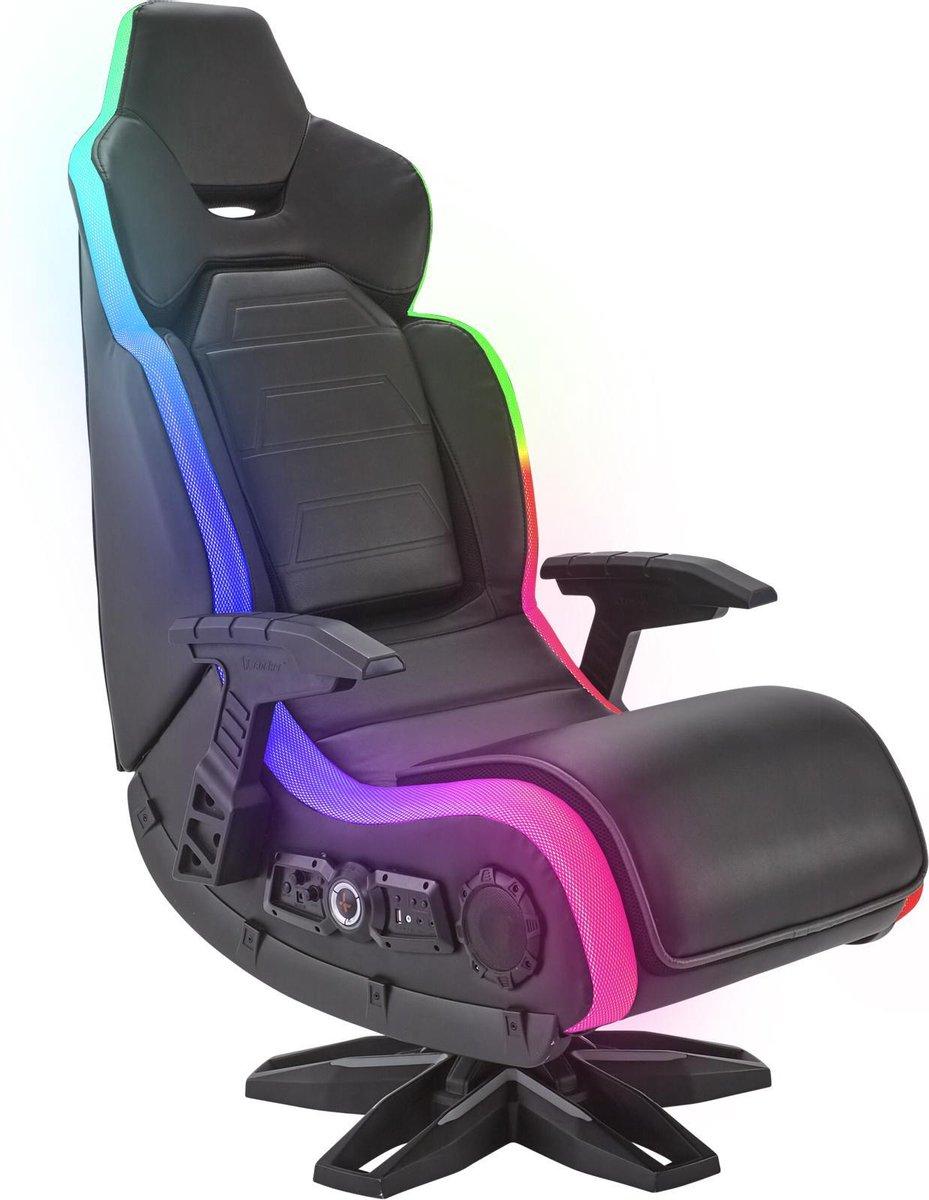 X Rocker Evo Elite 4.1 Multi-Stereo Audio Gaming Chair