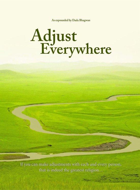 Omslag van Adjust Everywhere
