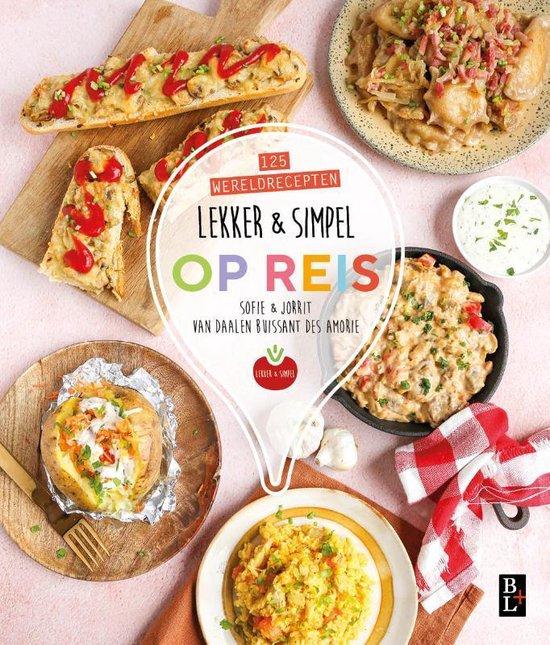 Omslag van Lekker & Simpel op reis