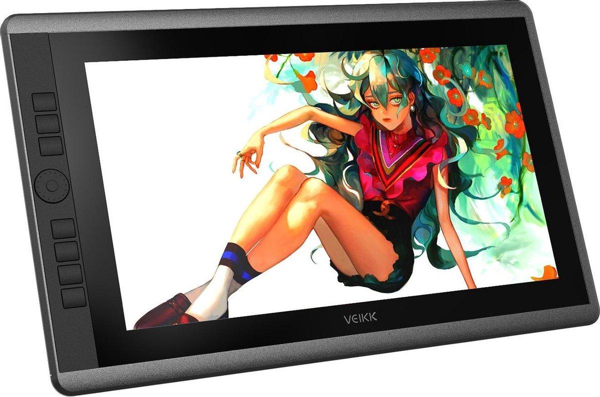 Veikk VK1560 Pro LCD Tekentablet graphic tablet