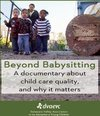 Beyond Babysitting