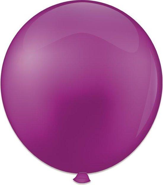 Topballon violet 91 cm