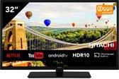 Hitachi 32HAE2252 Android 32 inch Smart TV met ingebouwde Chromecast