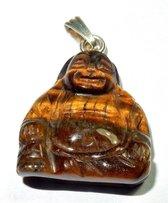 Boeddha hanger Tijgeroog