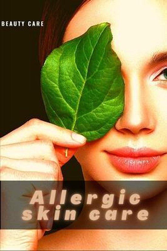 Allergic skin care