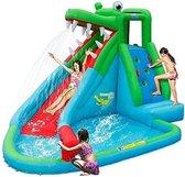 Happy Hop Crocodile Pool waterglijbaan