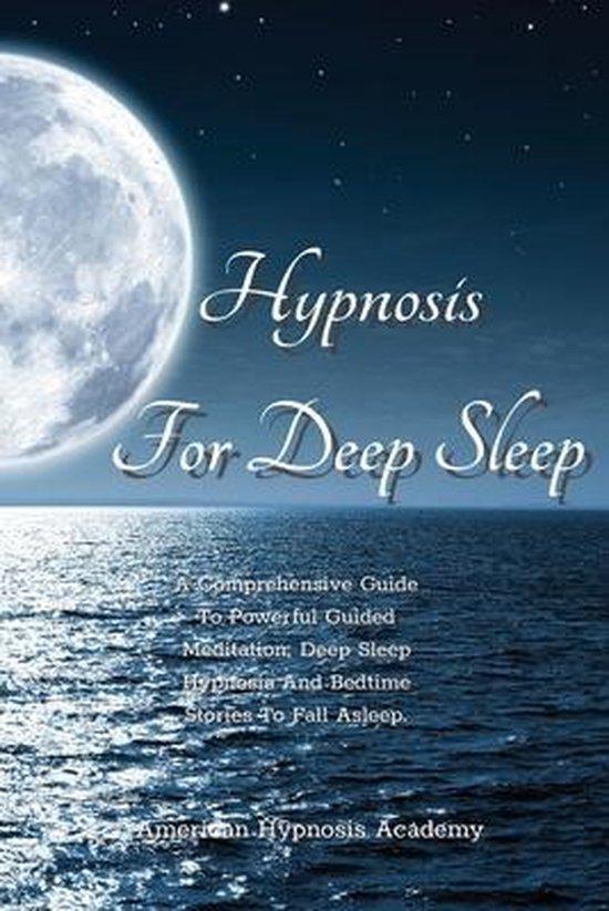 Hypnosis for Deep Sleep