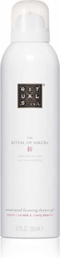 RITUALS The Ritual of Sakura Foaming Shower Gel - 200 ml - RITUALS