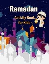 Ramadan Activity Book for Kids